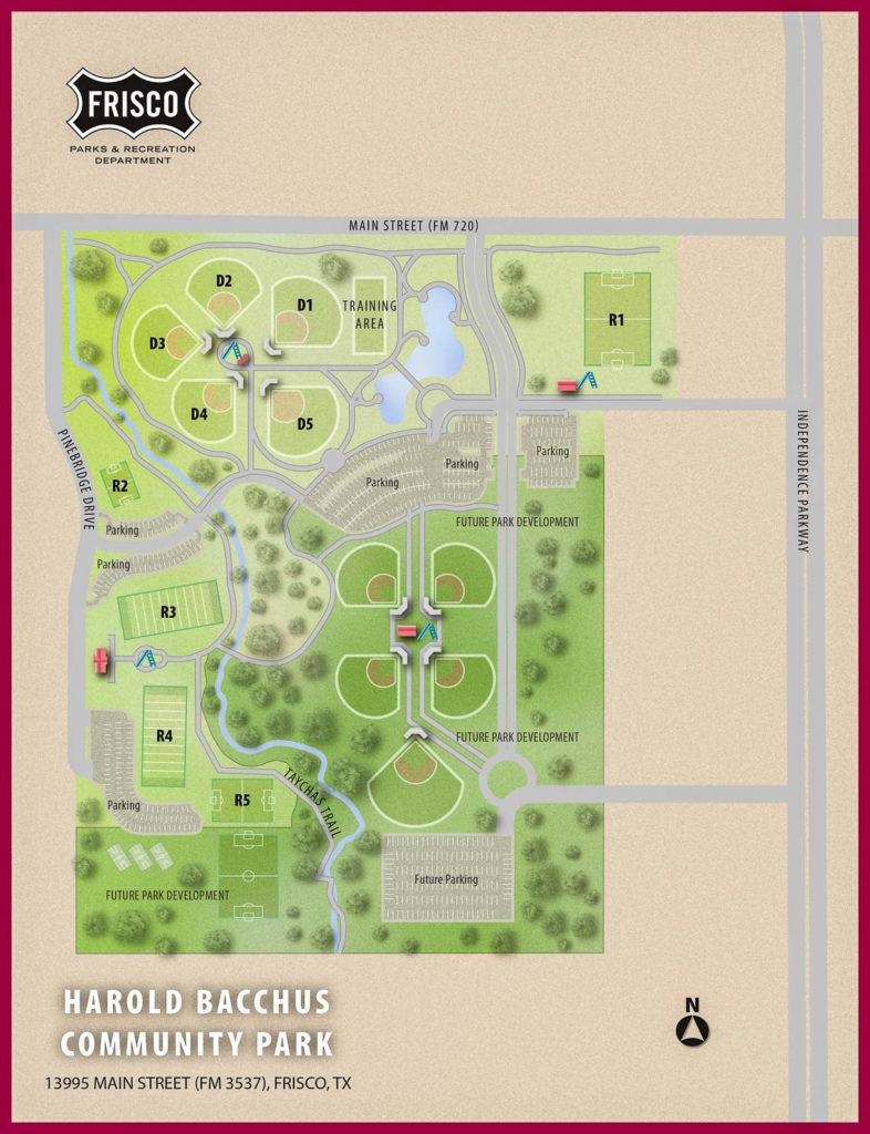 Harold Bacchus Community Park