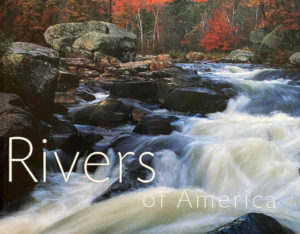 Book cover for Tim Palmer's Rivers of America