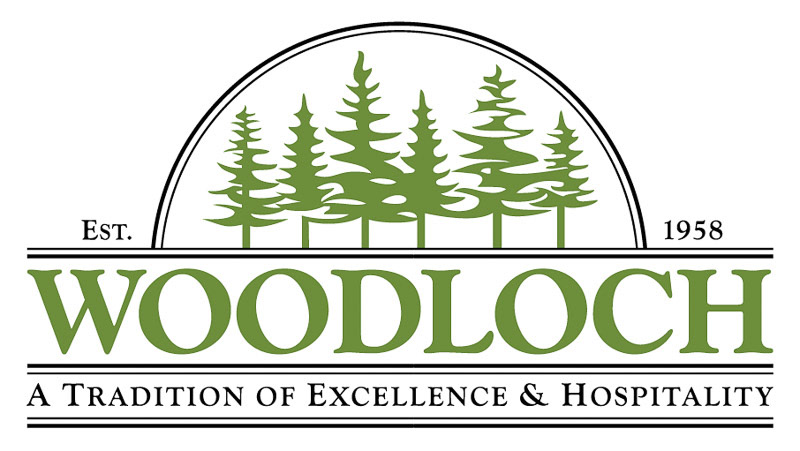 Woodloch Resort logo