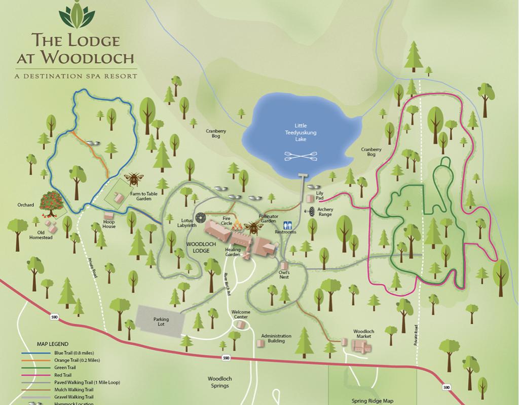 Parks & Recreation Maps