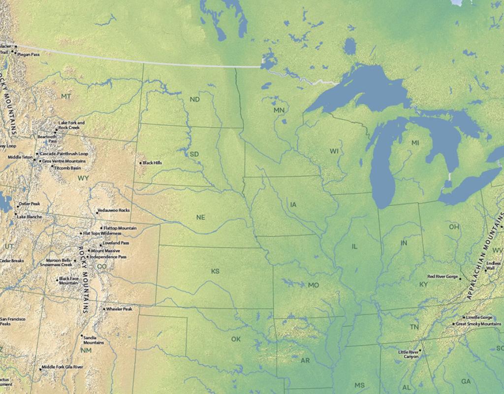 Publication Maps